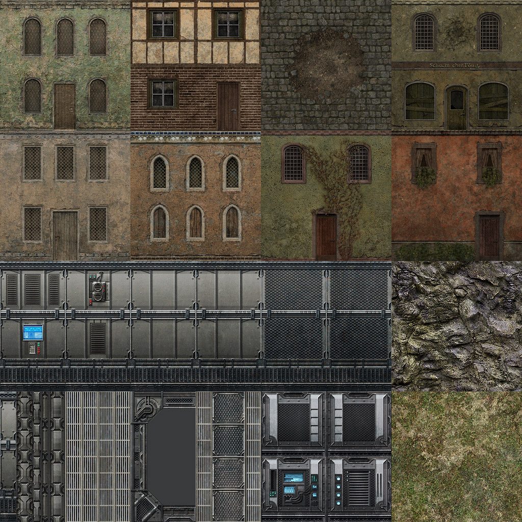 city building textures - photo #11